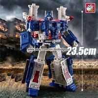 "New BPF Transformer Ultra Magnus Siege L Class 9"" Action Figure Kid Toy In Stock"