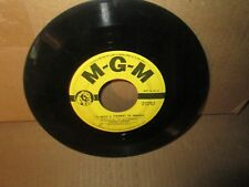 GEORGES GUETARY - I'LL BUILD A STAIRWAY / AN AMERICAN IN PARIS # 3 rare 45 MGM