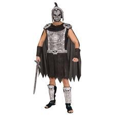 Mens Roman Skeleton Gladiator Costume