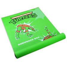 Teenage Mutant Ninja Turtles Retro Yoga Mat - Michelangelo