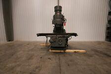 12555 Kearney Trecker Model 430TF-20 Vertical Mill