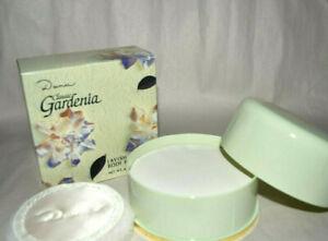 NIB Classic Gardenia by Dana Lavish Body Powder 4 oz - Sealed