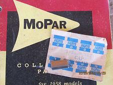 NOS MOPAR 1967 PLYMOUTH BARRACUDA 'cuda Valiant CENTER WINDOW CAP 2839317