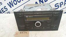 Ford Mondeo Radio Cd 6000 con código TDCi 2.0 115 PS 2005