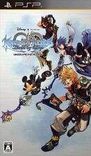 Used PSP KINGDOM HEARTS BIRTH BY SLEEP   SONY PLAYSTATION JAPAN IMPORT