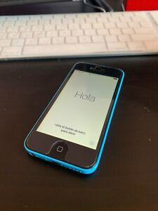 Apple iPhone 5c - 16GB - Blue (Unlocked) A1532 (GSM) (CA)