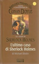 L'ULTIMO CASO DI SHERLOCK HOLMES - MICAEL DIDBIN