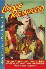 The Lone Ranger #4 : Heritage of the Plains/Lone Star Renegade/Death's Head...
