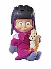 Masha doll with squirrel, 12 cm, Simba Masha and bear