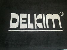Delkim Serviette ESSUIE-MAIN Matériel de pêche à la carpe