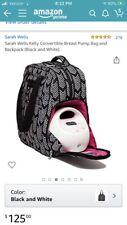 Sarah Wells Breast Pump Bag and Accessories