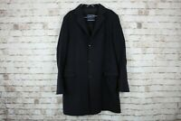 Tommy Hilfiger Tailoring Navy Coat Size 50