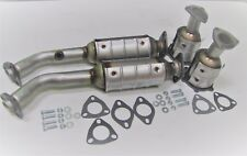 Fits: 2001 2002 2003 2004 Nissan Pathfinder 3.5L All 4 Catalytic Converters