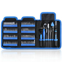 25&126In1 Magnetic Precision Screwdriver Phone PC 24-112 Bit Kit Set Repair Tool