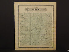 Illinois, Brown County Map, c.1901, Elkhorn Township, L6#83