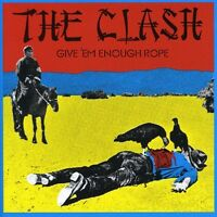 The Clash - Give Em Enough Rope [New CD] Rmst