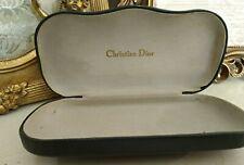 Scheide Sonnenbrille Christian Dior Box Case Sunglasses Fall Selten Vintage