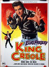 Elvis Presley : Michael Curtiz : King Creole : POSTER