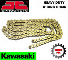 Kawasaki GPZ400 (KZ400M) 83 GOLD UPRATED X-RING Heavy Duty Chain