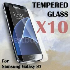 10X Tempered Glass Screen Protector Clear For Samsung Galaxy S7