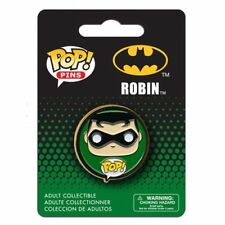 Funko Batman NEW * Robin Pop! Pin * Metal Enameled DC Comics Pop Vinyl