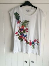 T Shirt Embroidered Size 10:Next Pre Owned