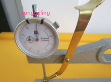 Cello making tools High quality cello thickness measure tools dial indicator