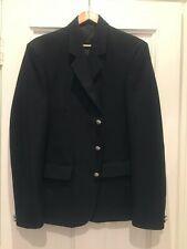 Rare Original Fire Brigade 1980s 1990s Dress Uniform Blazer Jacket  Fire Service