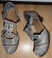 Rieker,Sandalen.Markenschuhe.Pumps. Schuhe.Echtleder. Gr. 38