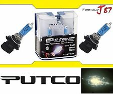 Putco 3800K Iron White 9006XS HB4A 239006XSW 55W Head Light Bulb Low Beam Lamp