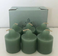 PartyLite Summer Thyme 6 Votive Candles V06535 New In Box