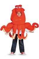 New Toddler Unisex Disney Dory Hank Septapus Halloween Costume Child Size S/P 2T