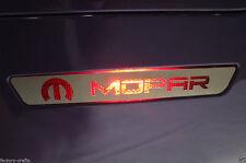Dodge Challenger 2015-2016 MOPAR Rear Side Marker Badge Kit Stainless Steel x2