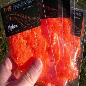 FLYBOX ® T15 Translucent Fritz  ** NEW 2021 Stocks ** UK DEALER