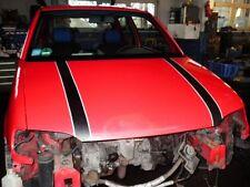 Motorhaube SEAT Arosa (6H) Bj.1997 LP3G - Flashrot