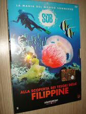DVD 11 SUB EL MAGIA DE MUNDO SUMERGIDO DESCUBRIR DE TESOROS DELLE FILIPINO