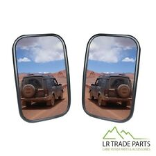 LAND ROVER DEFENDER 90, 110 & 130 NEW E-MARKED WING MIRRORS (X2) PAIR - MTC5084