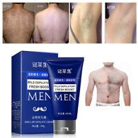 Man's Permanent Body Hair Removal Cream Hand Leg Hair Loss Depilatory Crea New