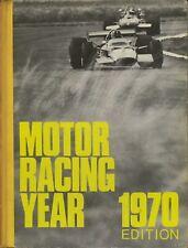 Motor Racing Year 1970. (1969 Season review) F1, F2, F3, F5000 etc.