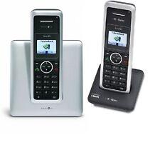 T-SINUS 302i Duo Schnurlos ISDN Telefon mit 2 Mobilteilen Schnurloses DECT Gerät