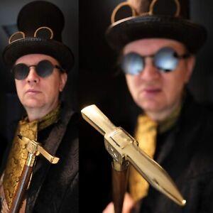 Walking Cane Stick - Warpick decoration - Gentleman - War - Hammer