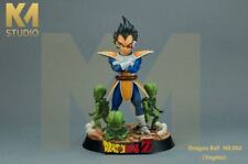 Dragonball Z Vegeta & Android Seed Resin Statue  New01
