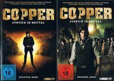 COPPER: JUSTICE IS BRUTAL --- die komplette Serie --- 23 Episoden --- Uncut ---