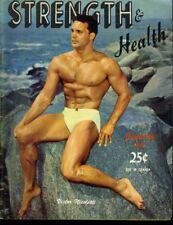 VICTOR NICOLETTI STRENGTH AND HEALTH JAN 1951