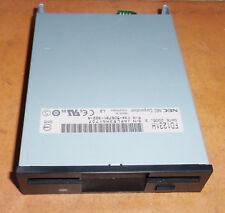 "Diskettera Floppy Unidad de disco flexible 3 1/2 "" 1,44 MB NEC FD1231H  Negra"