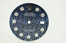 Mens Rolex Datejust Jubilee Anniversary Diamond Dial