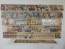 Huge Lot 130+ Silver/Bronze Comics W/ Action Comics, World's Finest, +! Avg VG-