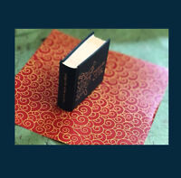 joggerfy of the u.s. of a. Chanticleer Press Miniature Book Signed Bruce Ogilvie