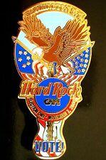 HRC Hard Rock Cafe Washington Election Day 2000 Vote LE Eagle