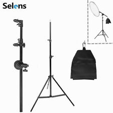 Reflector Boom Arm with Extendable Holder Arm Light Stands for Photo Studio